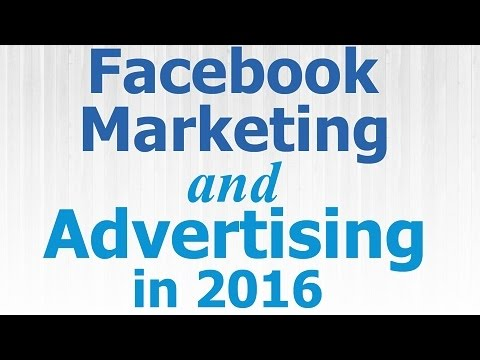 BEST FACEBOOK ADS TUTORIAL EVER AUGUST 2016!