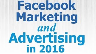 BEST FACEBOOK ADS TUTORIAL EVER AUGUST 2016!(Watch this video to see my newest Facebook ads tutorial created in August 2016 showing the best of what I have learned after spending $100000+ on my own ..., 2016-08-08T20:15:07.000Z)