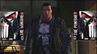 The Punisher Game -  Soundtrack - Last Call