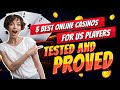 Online Legal Casinos for US Players - YouTube