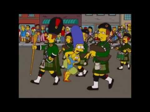 Run Lola, Run - Simpsons