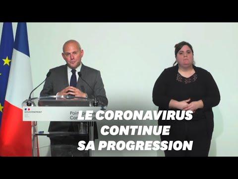 Coronavirus: plus de 10.000 morts en France