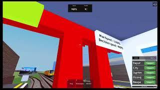 Roblox Trains: City PLT 1 To PLT 3:Training Video