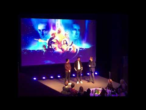 Ylvis Stories from Norway premiere @ Christiania Teater, Oslo 13.02.2018