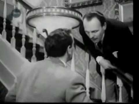 """Terry-Thomas in """"The Green Man"""" - (1956)"""