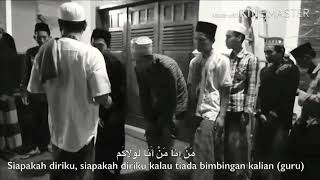 Man Ana Laulakum [lirik].ponpes Baitul Ilmi wal Qur'an [BIQ]
