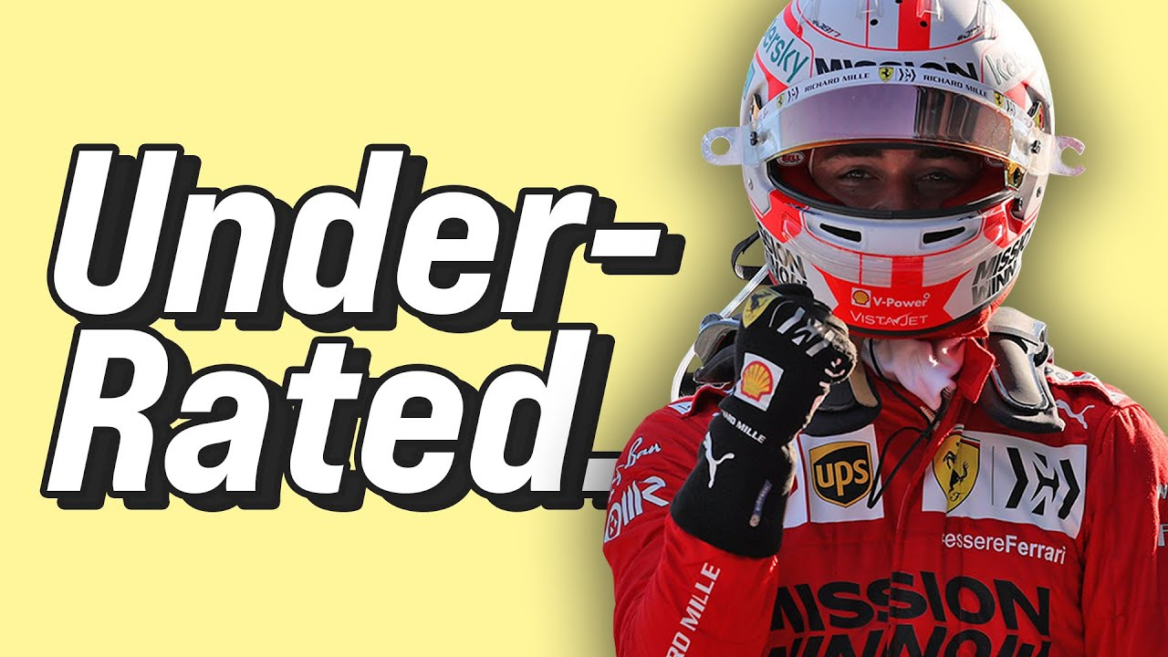 Download Charles Leclerc: the most underrated driver of 2021!