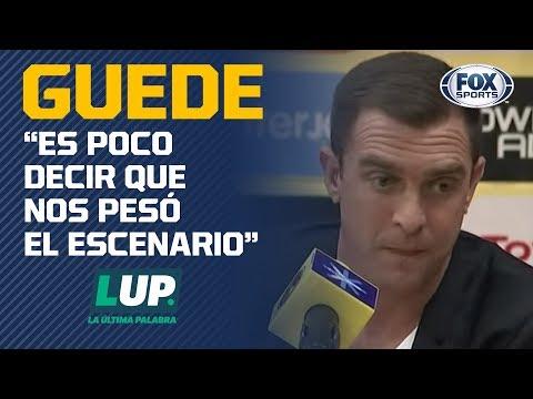 """Pablo Guede: """"Me quedo con el amor propio de Monarcas Morelia"""""""