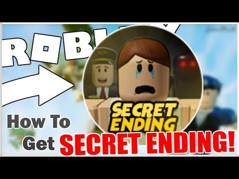 Airplane Story Secret Ending Location Roblox How To Get The Secret Ending Badge In Airplane 3 Roblox Youtube
