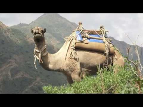 ERITREA: Beautiful People and Scenic views of the Land! Part 1