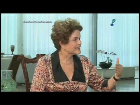 "Mariana Godoy Entrevista 10/06/16 Dilma Rousseff  ""presidente afastada"". - [COMPLETO]"