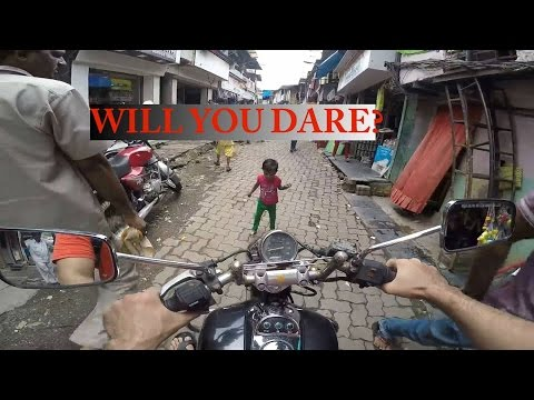 Will you DARE to take this ROAD ? | SLUM | Bad is Fast