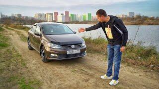 Почему Polo Sedan - не Volkswagen?