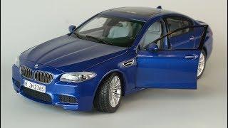 BMW M5 F10 PARAGON 1:18 ХОРОША И НЕДОРОГА