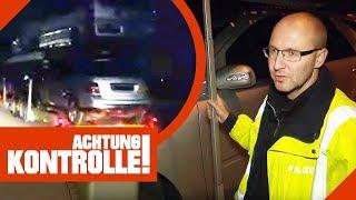 XL Autotransport: LKW überschreitet zugelassene Gesamthöhe | Achtung Kontrolle | Kabel Eins