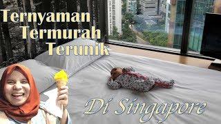 Gambar cover #Singapore Studio M-Hotel,  hotel murah, kekinian dan hits di Singapura, lanjut ke Clarke Quay