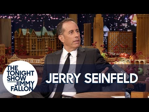 Jerry Seinfeld Hates Praise and Won't Watch Your Shows