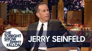 Jerry Seinfeld Hates Praise and Won