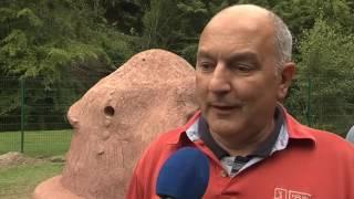 Un dôme en Belgique - Reportage de TV-Lux