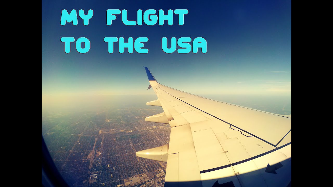 first day in usa