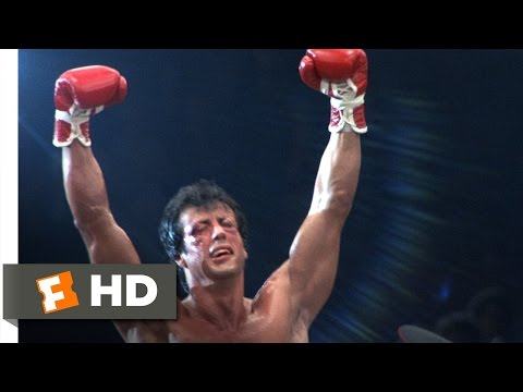 Rocky IV (11/12) Movie CLIP - Drago Goes Down (1985) HD
