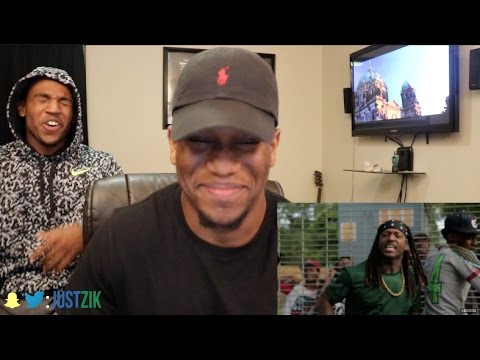 """Montana of 300 """"Computers"""" Freestyle Ft $avage (Official Video)- REACTION"""