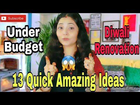 Diwali Decoration/diy/ideas/under budget/quick/homeinterior/urly decoration