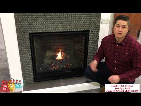 Empire Tahoe Series gas fireplace Luxury vs. Premium What is the difference?