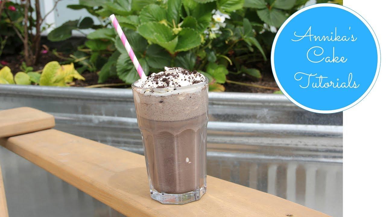hur man gör en milkshake