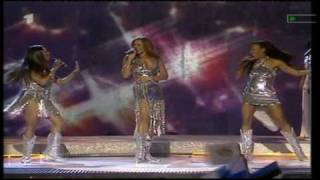 Eurovision 2002 12 Sweden *Afro-Dite* *Never Let It Go* 16:9 HQ