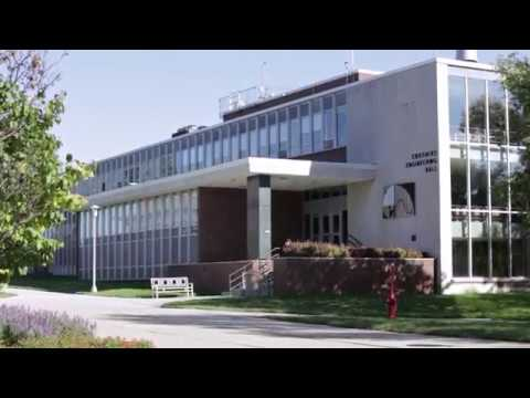 Campus Tour | Crothers Engineering Hall