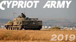 Greek Cypriot Army On Exercise! 2019 By Nemesis HD