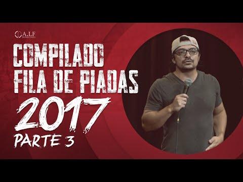 MÁRCIO DONATO - COMPILADO FILA DE PIADAS 2017 - parte 3