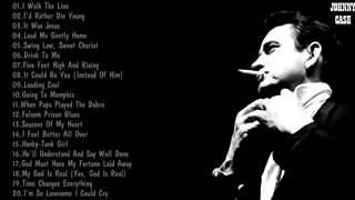 JOHNNY CASH GREATEST HITS BEST SONGS COLLECTION OF JOHNNY CASH