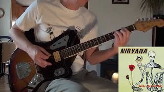 Nirvana - Mexican Seafood (Guitar Cover)