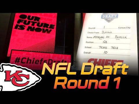 2019 NFL Draft Round1 Wrap - LIVE Q&A - Tyreek Hill Frank Clark | Kansas City Chiefs 2019 NFL