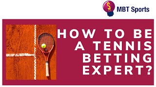 Betting expert tennis tips and tricks nicole bettinger lausanne movement