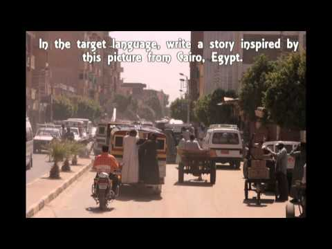 Creative Culture Clips Prompt: Cairo
