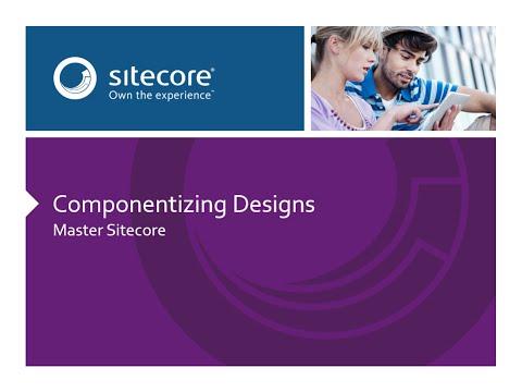 Componentizing Designs