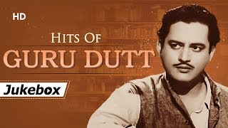 Hits Of Guru Dutt | Unforgettable Melodies of 1950's | Bollywood Popular Songs [HD]