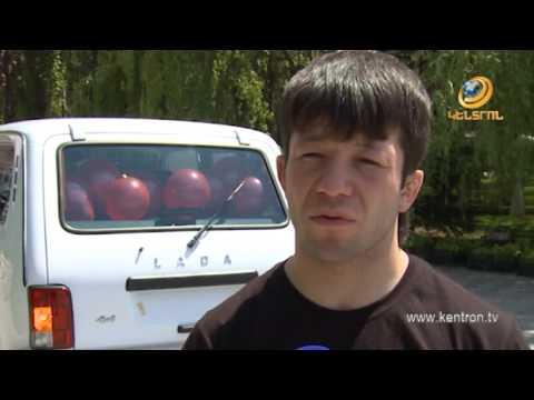 Գագիկ Ծառուկյանն ադրբեջանցուն հաղթած հայ մարզիկին նվիրել է ավտոմեքենա