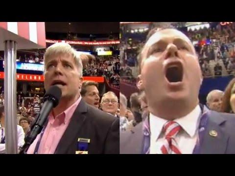 Chaos erupts as delegates demand a