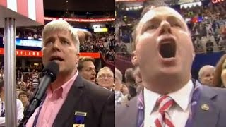 Chaos erupts as delegates demand a 'roll call' vote on Republican National Convention. July 18, 2016