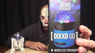TRUST URBAN DIXXO GO - SPEAKER BLUETOOTH CON LUCI E LUCETTE