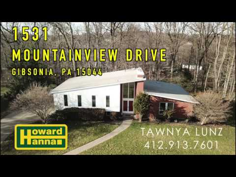 1531 Mountainview Drive Richland Twp.-$309,700-Tawnya Lunz Howard Hanna Real Estate