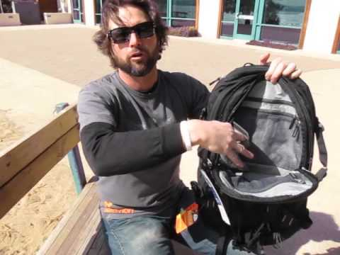 Deuter Freerider Pro 30 Backpack, Skiing and Snowboarding Backpack