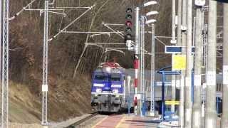 TUNEL -  nowa stacja i szlak kolejowy D29-8.