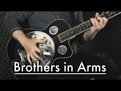 Brothers in Arms – Dire Straits – Igor Presnyakov – fingerstyle guitar