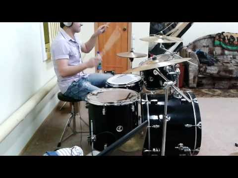 muse-histeria- drum cоver-Ден