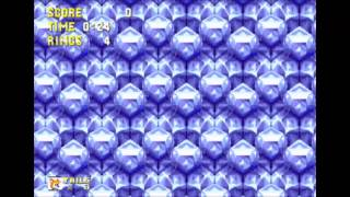 Sonic 3 And Knuckles - Ice Cap 1 Tails: 0:40 (speed Run)
